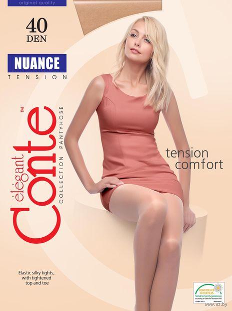 """Колготки женские классические """"Conte. Nuance 40"""""""