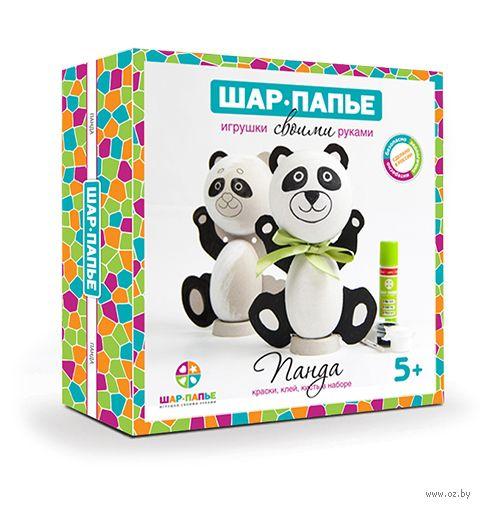 """Набор для изготовления фигурки """"Панда"""""""
