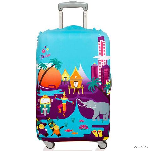"""Чехол для чемодана """"Thailand"""" (большой)"""