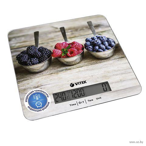 Кухонные весы Vitek VT-2429 MC — фото, картинка