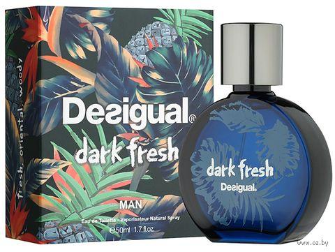 """Туалетная вода для мужчин """"Dark Fresh Man"""" (50 мл) — фото, картинка"""