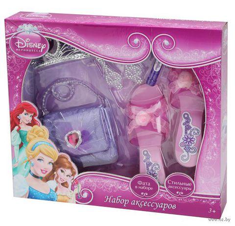 """Игровой набор """"Принцессы"""" (9 предметов)"""