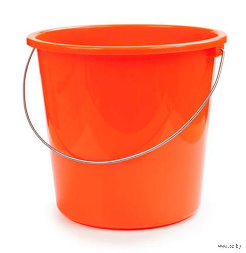 Ведро (5 л; мандарин) — фото, картинка