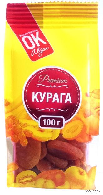 """Курага """"Premium ОК!"""" (100 г) — фото, картинка"""