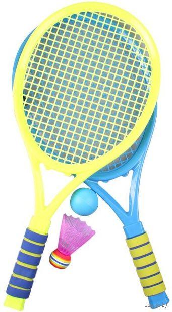 Набор для игры в теннис и бадминтон (арт. DV-S-58) — фото, картинка