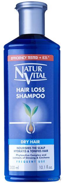 """Шампунь для волос """"Natur Vital. Dry Hair"""" (300 мл) — фото, картинка"""