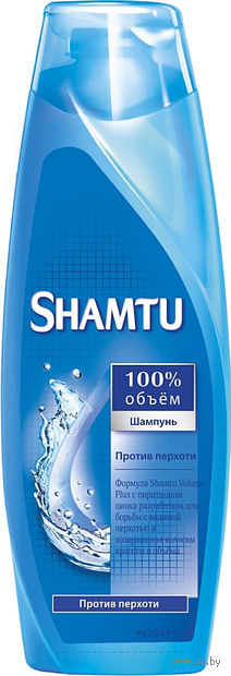 "Шампунь SHAMTU ""Против перхоти"" (360 мл)"