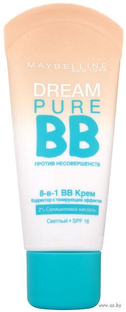 "BB крем для лица ""Dream Pure BB"" (тон: натурально-бежевый; 30 мл)"