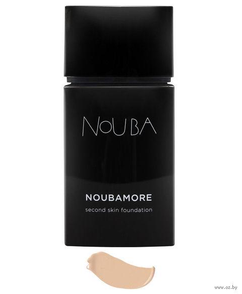 """Тональный крем для лица """"Noubamore second skin foundation"""" (тон: 82) — фото, картинка"""