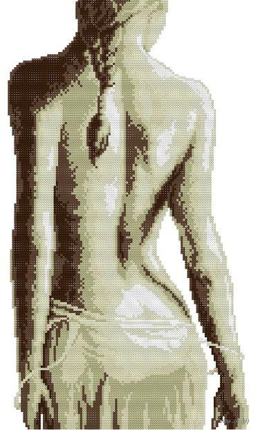 """Алмазная вышивка-мозаика """"Элегантность"""" (350х550 мм) — фото, картинка"""