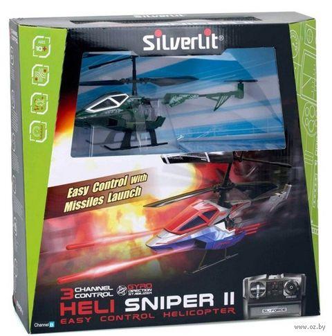 """Вертолет на радиоуправлении """"Heli Sniper 2"""" — фото, картинка"""