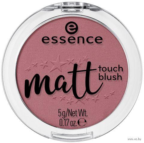 """Румяна """"Matt Touch Blush"""" тон: 60 — фото, картинка"""