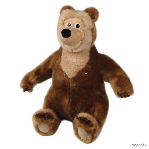 "Мягкая музыкальная игрушка ""Медведица"" (28 см)"