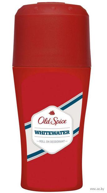 """Дезодорант для мужчин Old Spice """"Whitewater"""" (ролик; 50 мл)"""