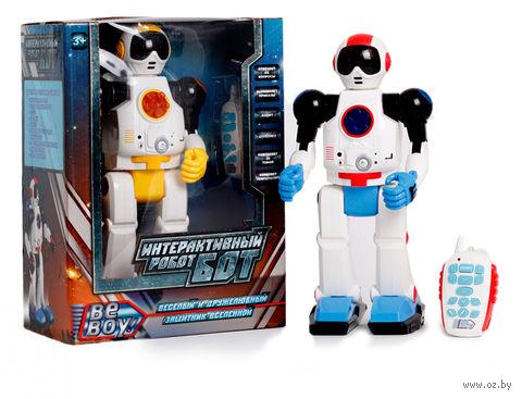 """Робот на радиоуправлении """"BeBoy"""""""