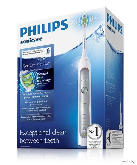 """Электрическая зубная щетка """"Philips Sonicare FlexCare Platinum"""""""