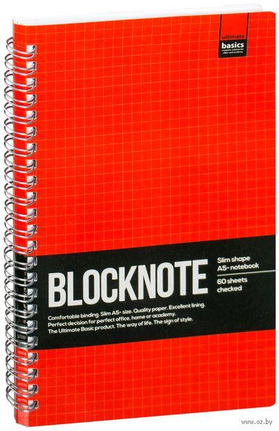 "Блокнот в клетку ""Active Book"" (А5) — фото, картинка"