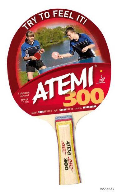 """Ракетка для настольного тенниса """"300 CV"""" — фото, картинка"""