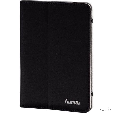 """Чехол для планшета Hama Strap 8"""" (черный) — фото, картинка"""