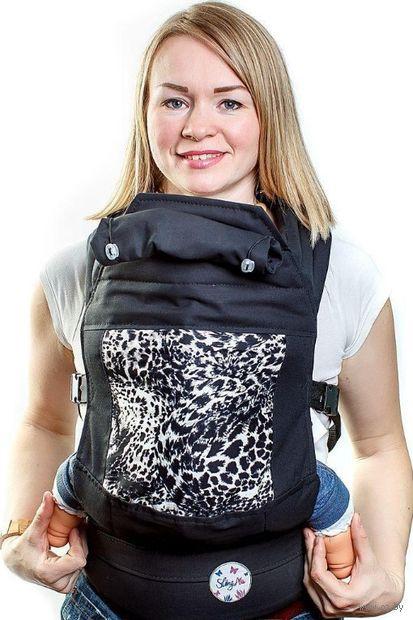 """Эргономичный рюкзак """"Леопард"""" — фото, картинка"""