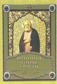 Преподобный Серафим Саровский — фото, картинка