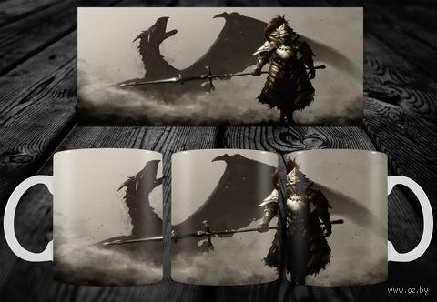 """Кружка """"Dark Souls"""" (арт. 21) — фото, картинка"""