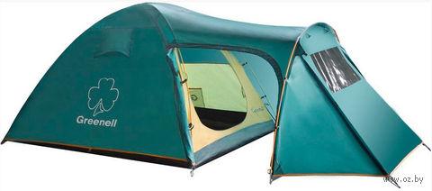 "Палатка ""Каван 3"" (зелёная) — фото, картинка"