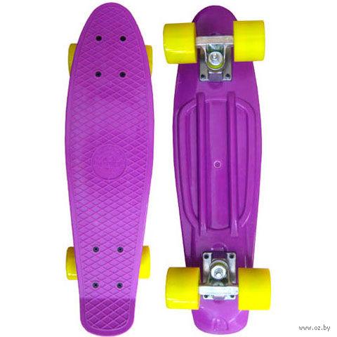 "Доска роликовая ""830 Purple"" — фото, картинка"