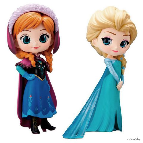 """Фигурка """"Disney. Anna and Elsa"""" — фото, картинка"""