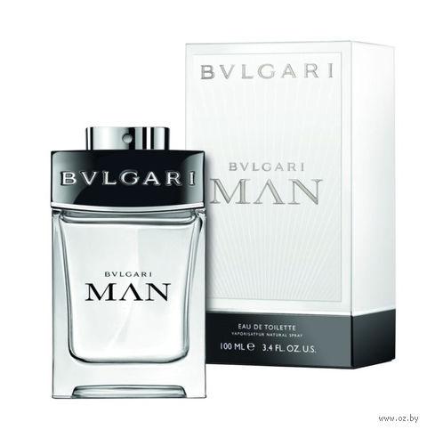 """Туалетная вода для мужчин Bvlgari """"Man"""" (100 мл) — фото, картинка"""