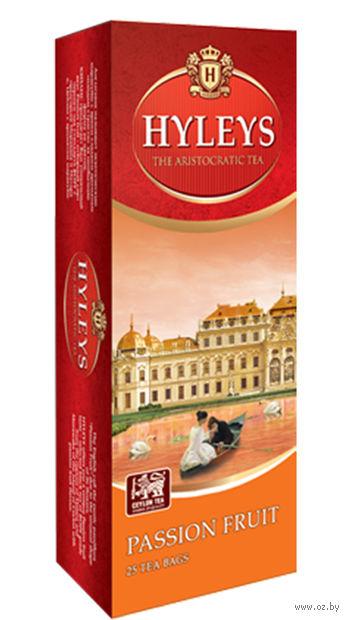 """Чай черный """"Hyleys. Плод страсти"""" (25 пакетиков) — фото, картинка"""