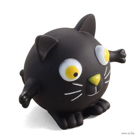 """Игрушка для собак с пищалкой """"Котик"""" (8,5 см) — фото, картинка"""