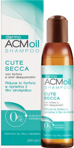 """Шампунь для волос """"DermoACM. Для сухой кожи головы"""" (200 мл) — фото, картинка"""