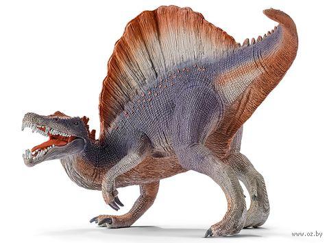 """Фигурка """"Спинозавр фиолетовый"""" (13 см)"""