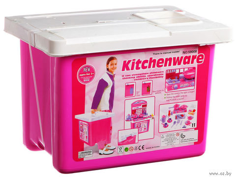 """Игровой набор """"Кухня"""" (в ящике) — фото, картинка"""