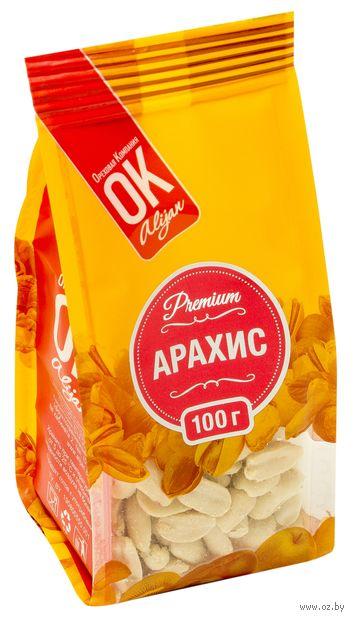 """Арахис бланшированный """"Premium ОК!"""" (100 г) — фото, картинка"""