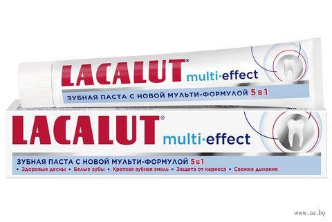 """Зубная паста """"Multi-Effect"""" (75 мл) — фото, картинка"""