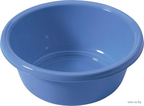 Миска пластмассовая круглая (16 см, 0,7 л)