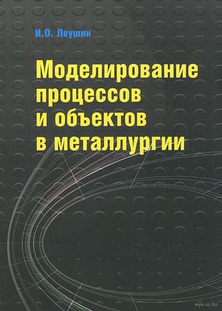 Моделирование процессов и объектов в металлургии. И. Леушин