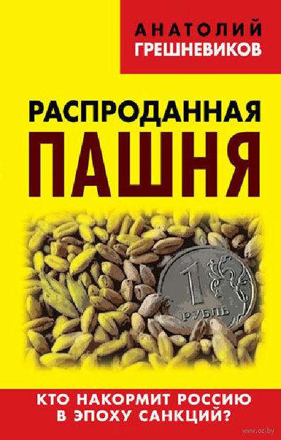 Распроданная пашня. Кто накормит Россию в эпоху санкций? — фото, картинка
