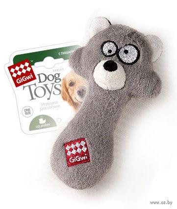 "Игрушка для собак ""Енот"" (18 см) — фото, картинка"