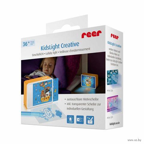 "Ночник детский ""KidsLights Creative. Пират"" (с вкладышем) — фото, картинка"