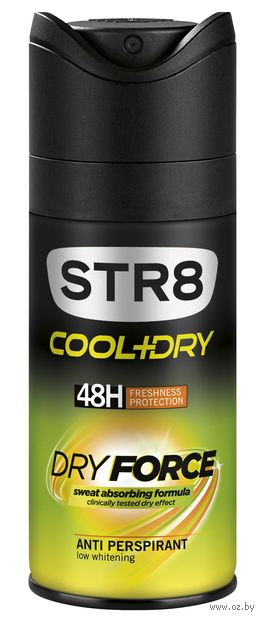 "Дезодорант для мужчин ""Dry Force"" (спрей; 150 мл) — фото, картинка"