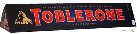 "Шоколад тёмный ""Toblerone. Dark"" (100 г) — фото, картинка"